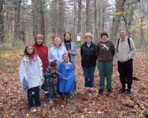 Family Hike Beals Preserve October 19 2014