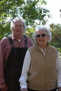 Elaine Beals and son Whitney